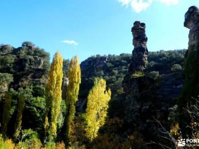 Alcarria_Barranco Reato_La Tajera; fotos de gavilanes sitios que visitar madrid rutas senderismo mad